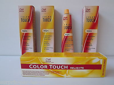 WELLA COLOR TOUCH RELIGHTS Coloration professionnel - Colorant 60ml