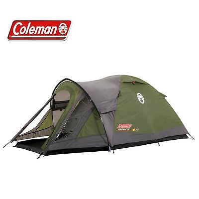 NEW Coleman Darwin 2 Plus - 2 Man Person Tent Camping Festival Hiking
