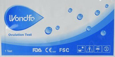 Pack of 45 new, never been opened Wondoflo Ovulation Tests