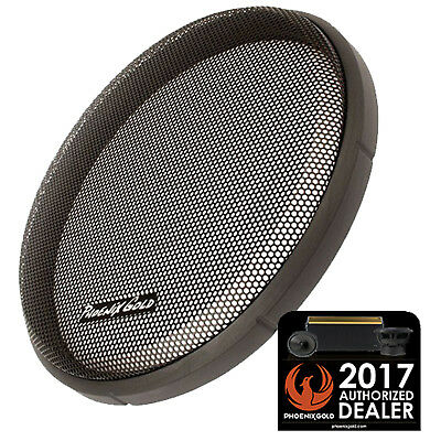 """Phoenix Gold G112 Car Radio 12"""" Powder Coated Protective Metal Subwoofer Grill"""