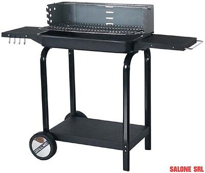 Barbecue A Carbone Grill Me Montreux 116X38X89H