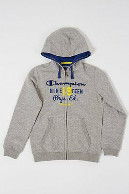 Champion Felpa full zip con Cappuccio #303807
