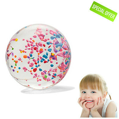 Sensory Storm Ball Calming Autism Special Needs Liquid Motion Toys ADHD