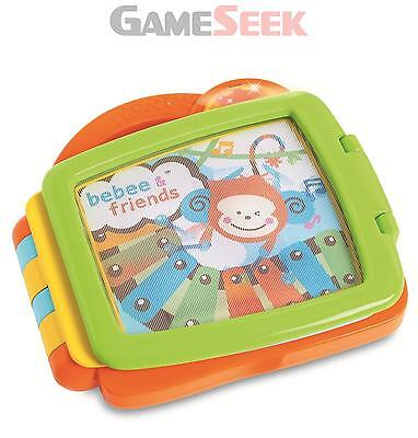 B Kids Touch N Go Animated Book | Free Delivery Brand New Toys Pre-School