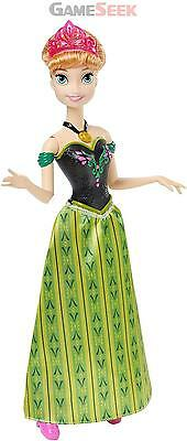 Disney Frozen Singing Anna Doll - Dolls And Playsets Disney Brand New