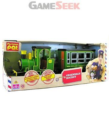 Postman Pat Greendale Train - Toys Brand New Free Delivery