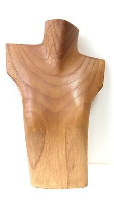 M size Wood Necklace Display