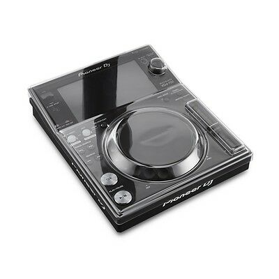 Decksaver Pioneer XDJ-700 Protective Dust Cover Shield Smoked/Clear
