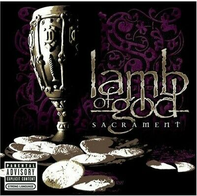 Lamb of God : Sacrament CD