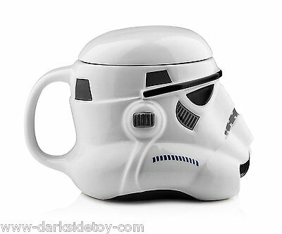 Star Wars Stormtrooper Officially Licensed 3D Mug by Zeon Not Sideshow