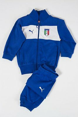 Puma Tracksuit Italy FIGC Baby #740393