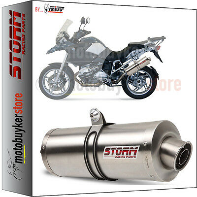 74.B.002.LX2 ESCAPE STORM by MIVV OVAL BMW R 1200 GS 2004 04 2005 05 2006 06