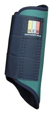 New Equine Wear Magnetic Therapy Brushing Boots In 4 SIZES + Worldwide Shipping