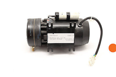 Busch High Vacuum Pump