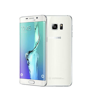 White Non Working Display Dummy Phone Model For Samsung Galaxy S6 Plus Edge+