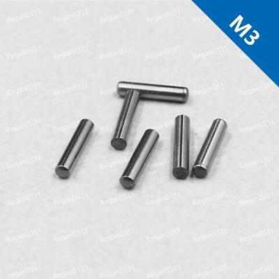 M3 Bearing steel Parallel Pins Dowel Pins Cylindrical Pins Position Pins DIN7