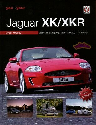 Jaguar Xk Book Xk8 Xkr You Your Thorley Buying Modifying Buyer Guide Manual