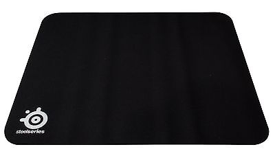 SteelSeries QcK mass Gaming Mouse Pad - Black 32 x 2.5 x 28.4 cm SteelSeries
