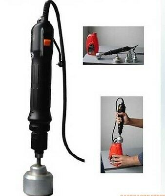 High Quality Electric Hand Held Bottle Capping Machine 220v P08