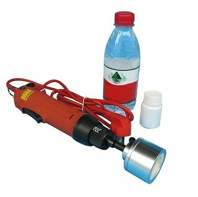High Quality Electric Hand Held Bottle Capping Machine 220v P07