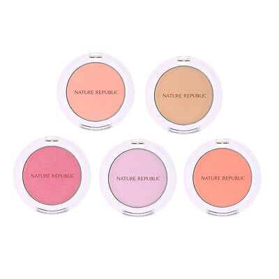 Nature Republic By Flower Blusher Face Cheek Blush NEW