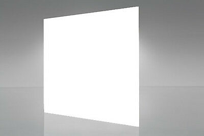White Acrylic Perspex Sheet Colour Cut to Size Panel Plastic Matt Satin Gloss