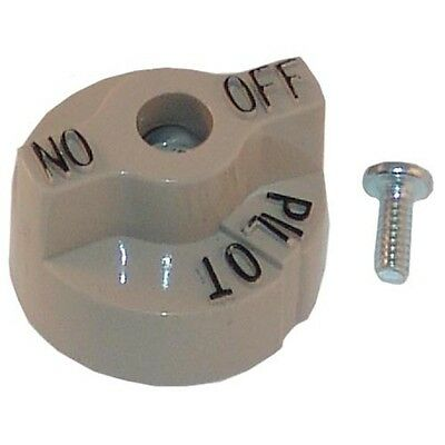 Dial Knob for Commercial Fryer Fits Robertshaw 700 Series Gas Pilot Safety Valve