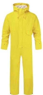Fortress Flex Stretch PPE Workwear Boilersuit Waterproof Coveralls Overalls -320