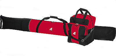 Athalon Deluxe Two-Piece Ski & Boot Bag Combo