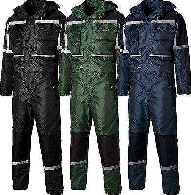 Dickies Waterproof Overall Padded Coverall Tunnel Suit - WP15000