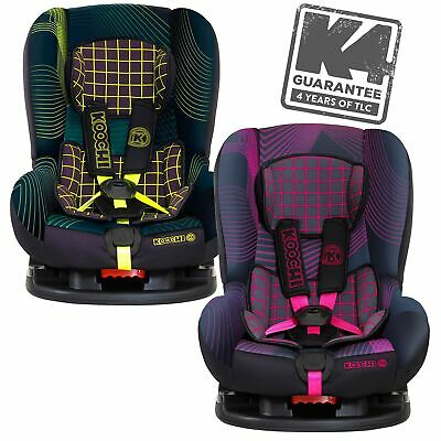 Koochi Kickstart 2 Child / Baby Group 1 Forward Facing Car Seat