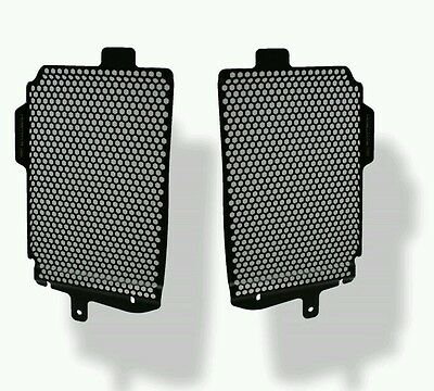 BMW R1200GS Radiator Guard Kit. (2013 to 2016) Evotech Performance