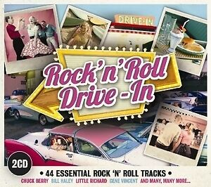 Rock'N'Roll Drive In - VARIOUS [2x CD]