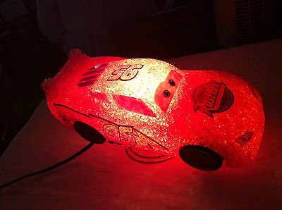Disneys Lightning McQueen Night Light