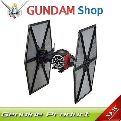 BANDAI Star Wars 1/72 First Order Special Forces Tie Fighter No. 203219 JAPAN