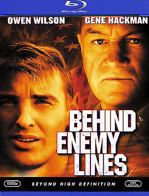 Behind Enemy Lines [Blu-ray] Blu-ray