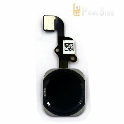 für Original iPhone 6S Home Button Finger Touch ID Sensor Flex Kabel Schwarz