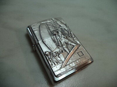 Zippo Accendino Lighter Serie Pirates Modello 2 New