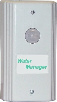 Magnum urinal water  management system battery powered flush controller valve
