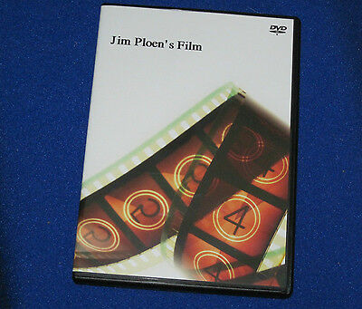 *JIM PLOEN* Home Movies on DVD - World Champion Recurve Target Archer-1960-70