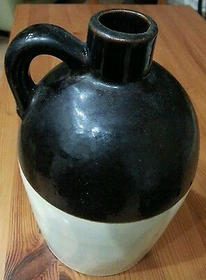 VINTAGE JUG ROBINSON RANSBOTTOM ROSEVILLE OHIO 1GALLON  made in U.S.A. R.R.P.Co.