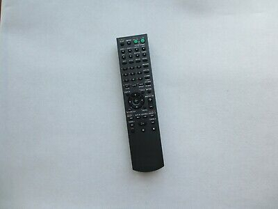 Remote Control for Sony STR-DE598 DV10 Surround Sound AM FM Audio Video Receiver