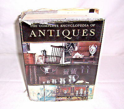 Vintage Collectible Antiques Encyclopedia 1968 Hawthorn