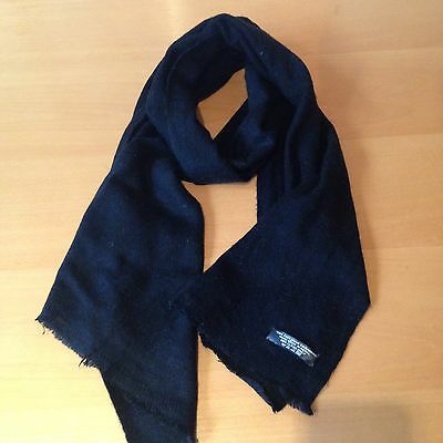 Men's 100% Nepalese Cashmere Luxury Scarf In 3 Classic Colours