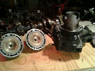 Arctic cat zr 800 cylinder and piston