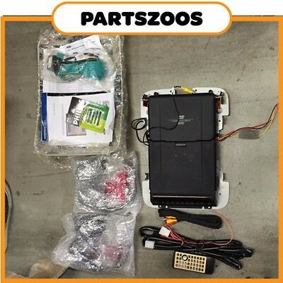 Ford Territory REX 7in Roof Mounted DVD Player SX18C907AB SX SY SYII