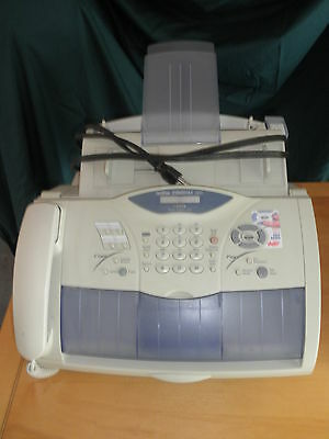 Brother Intellifax 2800 Plain Paper Laser Fax Machine & Copier FAX2800