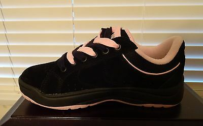 """New Womens Roxy """"Vortex"""" Suede Shoes Size 8 Casual Sneakers / Sports shoe"""