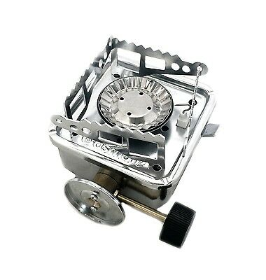 Camping Gas Stove Piezo Outdoor Portable Hiking Backpacking Burner for Picnic