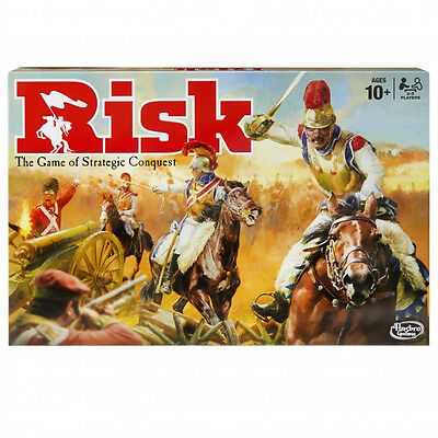 Risk - The Game Of Global Domination - Classic Board Game